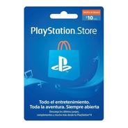 Tarjeta Fisica Psn Gift Card 10 Usd Argentina Sevengamer