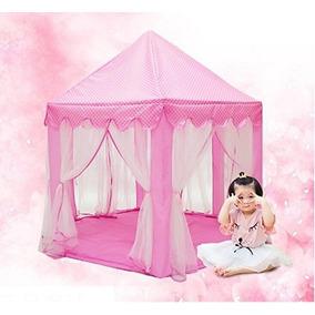 Casa tienda de campa a para ni as de las princesas en mercado libre m xico - Casitas de princesas ...