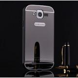 Capinha Bumper Espelhada Galaxy Grand Duos I9082 + Pl Vidro