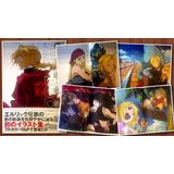 Artbook Tv Animation 1 Fullmetal Alchemist Gastovic Libro