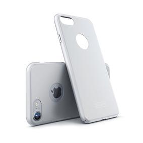 Estuche Iphone 7 Plus Original Dura Delgada Ultra Rojo Peso