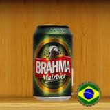 Cerveza Brahma Malzbier Directo De Brasil