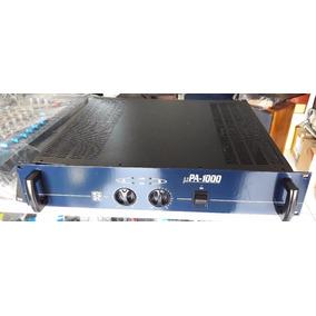 Amplificador De Potencia Staner Pa1000
