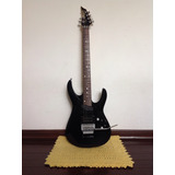 Guitarra Tagima K2 Kiko Loureiro Preta - Original