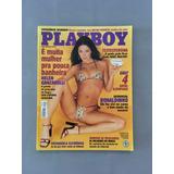 Revista Playboy Helen Ganzarolli - Setembro 2000 - Nº 302