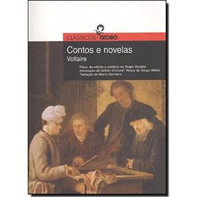 Livro Contos E Novelas - Voltaire (tradução: Mario Quintana)