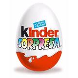 24 Huevos Kinder Sorpresa 20g - Hoy En Distr. Emidul