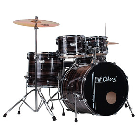 Bateria Odery In Rock Series Inrock 100 Copper Mist Bumbo 20