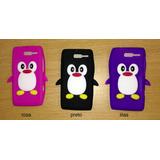 Capa Case 3d Pinguim Motorola Razr I Xt890 Xt907 Pig