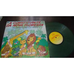 Lp A Constituinte Da Nova Floresta - Infantil Colorido