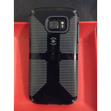 Samsung Galaxy S7 Black Piano 128 Gb + Capa Speck E Película
