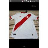 Camiseta De Peru 2017 Umbro 100% Original