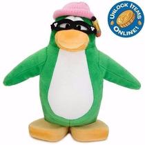 Pelucia Club Penguin Aunt Arctic- Com Moeda