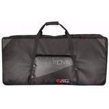 Bag (capa) Soft Case Teclado Roland Fantom 6/8 - Move