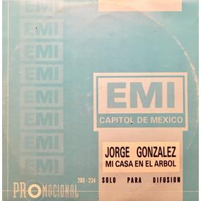 Cd Jorge Gonzalez Mi Casa En El Arbol Promo Usado