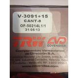 Válvula Admision V-3091+15 Chevrolet 305 C/u
