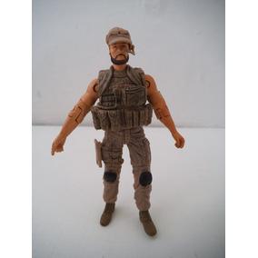 Soldado Hawk Delta Force Assaul Team Elite Force Tipo Gi Joe