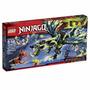 Lego Ninjago: El Ataque Del Dragón Morro