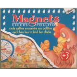 Juego De Mesa Magnético: Chicks/pollitos
