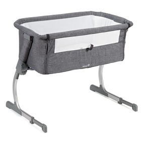 Berço Portátil - Side By Side - Gray - Safety 1st