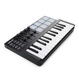 Worlde Panda Mini Portable 25 Teclas Usb Midi Keyboard...