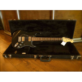 Fender Stratocaster Blacktop Hh C/estuche Rigido   Permuto
