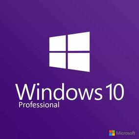 Windows 10 Pro Oficial 32 / 64 Bits Manual + Certificado