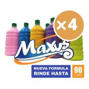 Desodorantes Para Pisos Concentrados 4 Lts = 240 Lts.