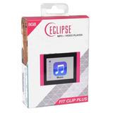 Reproductor Mp3 8gb Fit Clip Plus