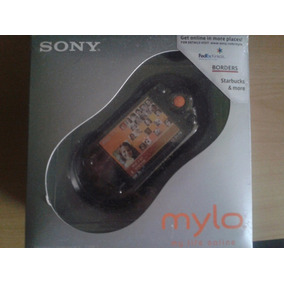 Sony Mylo Wi-fi Mini Pc Personal Internet/mp3/4/audio/video