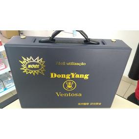 Kit Ventosas Com 17 Copos Dong Yang