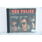 Cd Original The Police. Greatest Hits