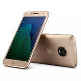 Motorola Moto G5 Plus 4g Lte 32gb Ram 2gb Lector Huella Oro