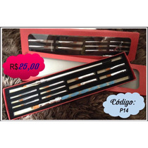 Kit Pincel Adaptador Miss Frandy