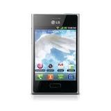 Smartphone Lg Optimus L3 E400 3g Wi-fi 3.2 Android 2.3 Novo