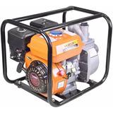 Moto Bomba Elétrica Da Agua À Gasolina Vulcan 5.5hp 163cc