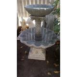 Pileta Fuente De Agua Espiral