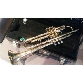 Trompete Weril Et1171 Laqueado Com Case