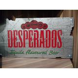 Luminosos Bar Desperados Heineken Led Letreiro Original Novo