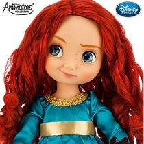 Disney Store Boneca Animators Princesa Valente Merida
