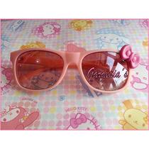 Lentes Hello Kitty Excelente Calidad