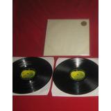 Vinilo The Beatles White Album Blanco - Germany Lp Antiguo