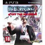 Dead Rising 2 Off The Record Español - Mza Games Ps3