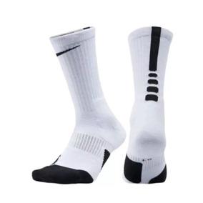 Calcetas Nike Elite Cushioned Blancas