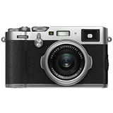 Cámara Digital Fujifilm X100f 24.3 Mp Aps-c - Plata
