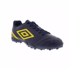 Grama Sintetica Futebol - Chuteiras Azul escuro no Mercado Livre Brasil d04e9d015d72e