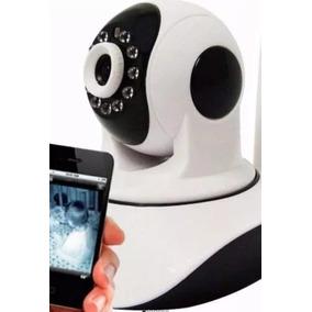 Robo Câmera Ip Alta Definição P2p Micro Sd Origin Wi-fi Nova