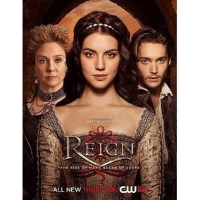 Reign A 4º Temporada - Com Frete Grátis