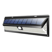 Reflector Led Solar Sensor Movimiento 118 Led 1000 Lums
