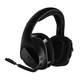 Auricular Gamer Logitech G533 Wireless